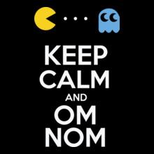 Keep Calm keep-calm-om-nom T-Shirt