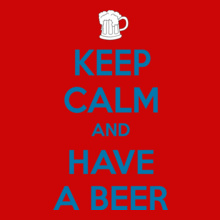 Keep Calm keep-calm-and-have-a-beer T-Shirt