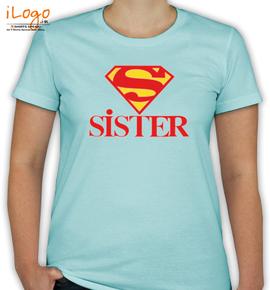 SISTER - T-Shirt [F]