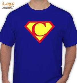 SUPERMAN C - T-Shirt