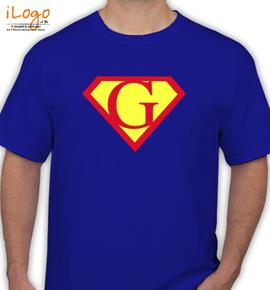 SUPERMAN G - T-Shirt