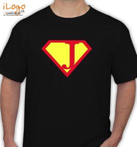 SUPERMAN J - T-Shirt