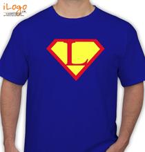 Super Heros SUPERMAN-L T-Shirt