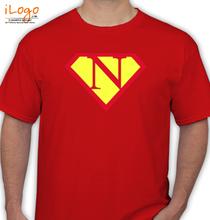 Super Heros SUPERMAN-N T-Shirt