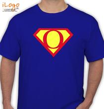 Super Heros SUPERMAN-O T-Shirt