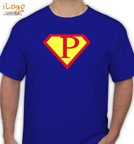SUPERMAN P - T-Shirt