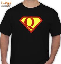 Super Heros SUPERMAN-Q T-Shirt