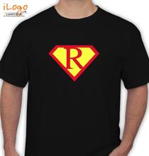Super Heros SUPERMAN-R T-Shirt