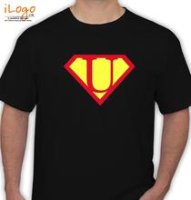 Super Heros SUPERMAN-U T-Shirt