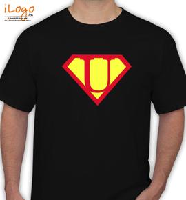 SUPERMAN U - T-Shirt
