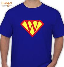 Super Heros SUPERMAN-W T-Shirt