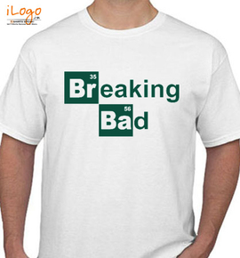 Breaking Bad. - T-Shirt