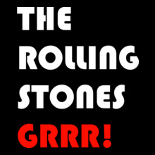 the-rolling-stones-grrr-logo-contrast-paint-official-mens-t-shirt--p T-Shirt