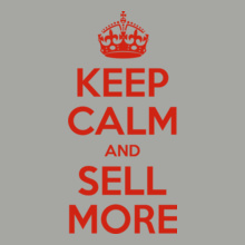 Keep calm and sell more t shirts buy keep calm and sell for How to design shirts and sell them online