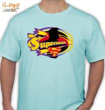 Super Heros SUPERMAN-SS T-Shirt