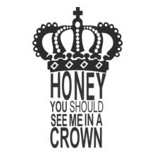 hunny-crown T-Shirt