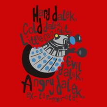 Geek evil-dalek T-Shirt