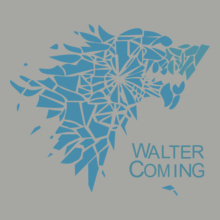 walter-coming T-Shirt