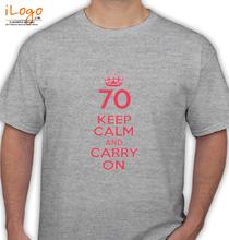Keep Calm KEEP-CALM-AND-carry T-Shirt