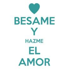 Keep Calm KEEP-CALM-AND-y-hazme-el-amor T-Shirt
