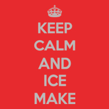 Keep Calm KEEP-CALM-AND-lice-make T-Shirt