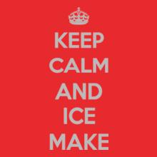 Keep Calm KEEP-CALM-AND-lice-make T-Shirt