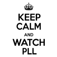 Keep Calm KEEP-CALM-AND-watch-pll T-Shirt