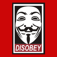 Geek disobey T-Shirt
