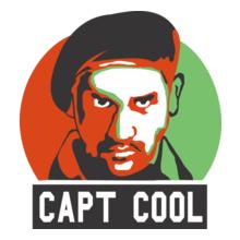 mahendra-singh-dhoni-capt-cool T-Shirt