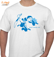 virat-kohli-angery T-Shirt