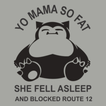 Geek yo-mama-so-fht T-Shirt