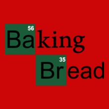 Funny baking-bread T-Shirt