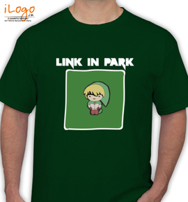 Link in park - T-Shirt