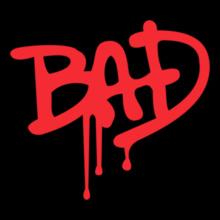 Bad-Logo%C T-Shirt