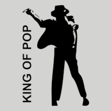 King-of-Pop-Michael-Jackson T-Shirt