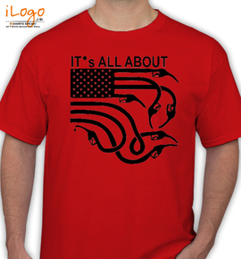 its all about - T-Shirt