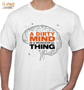 a darty mind - T-Shirt
