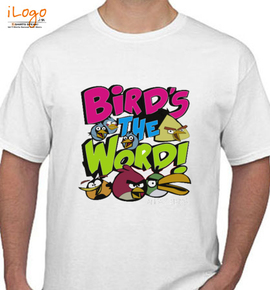 brids the word - T-Shirt