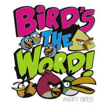 brids-the-word T-Shirt