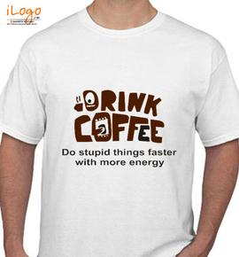 ornik coffee - T-Shirt