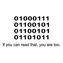 if-you-can-read-that T-Shirt
