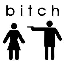 bitch... T-Shirt