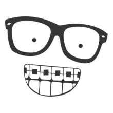 Nerdy-Smile-Tee T-Shirt