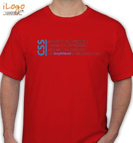 c ss - T-Shirt