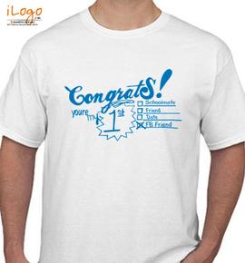 congarts - T-Shirt