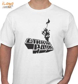 liniar park - T-Shirt