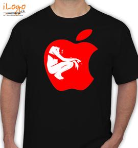 Hottie Apple - T-Shirt