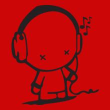 head-phone T-Shirt