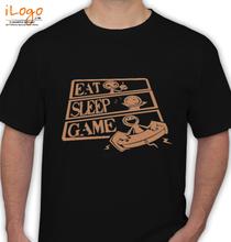 Gaming eat-sleep-game T-Shirt