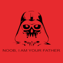 noob-i-am-your-father T-Shirt